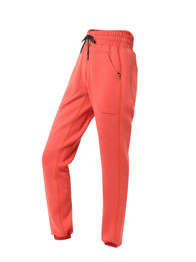 Sloli Women Casual Running Pants XS / Pink