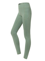 Sloli Hip Up Leggings with Pocket XS / Green