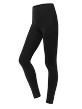 Sloli Hip Up Leggings with Pocket XS / Black
