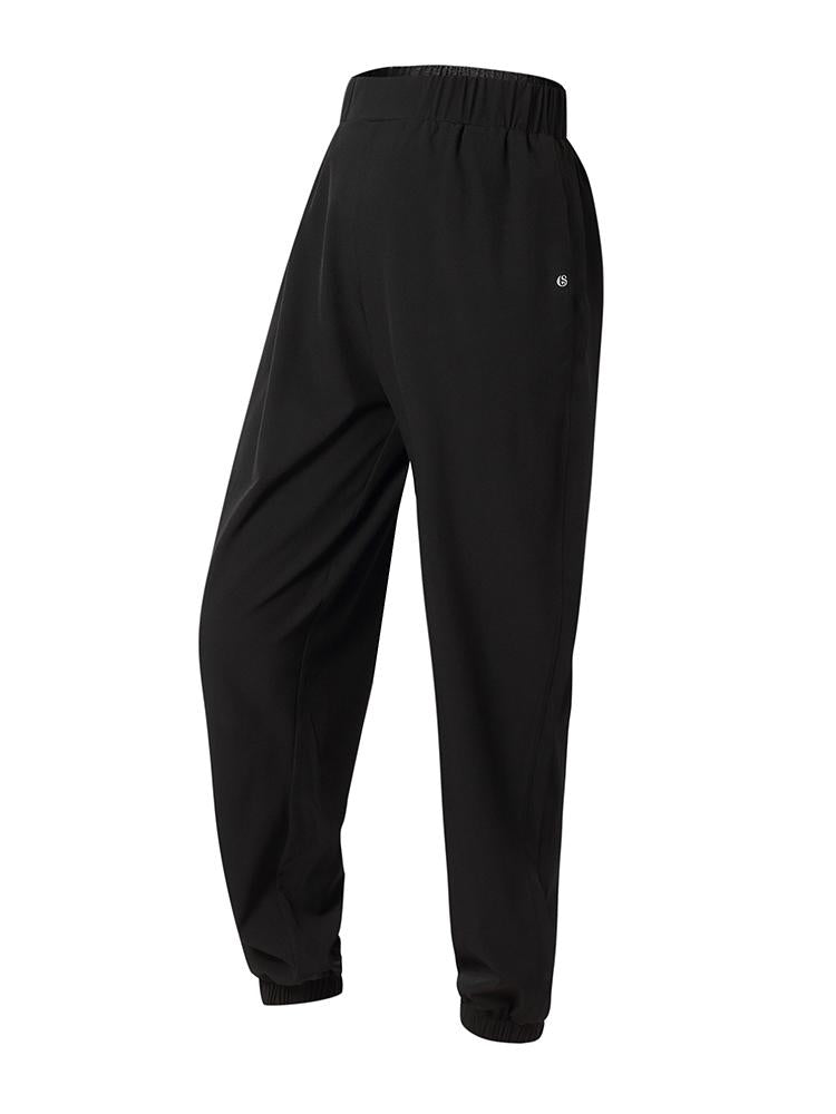 Sloli Loose Design Casual Pant XS / Black