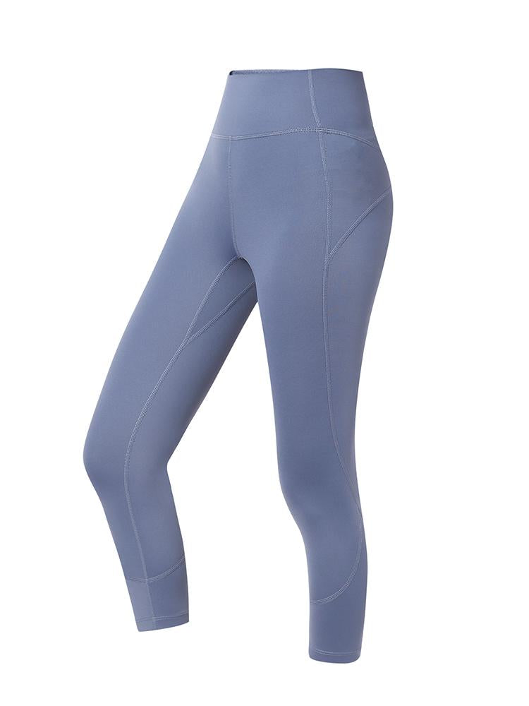 Sloli Quick Dry Cropped Leggings XS / Blue