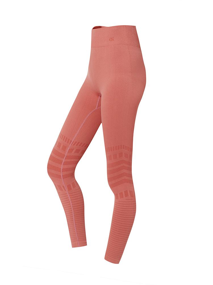 Sloli Quick Dry Seamless Legging HIT S / Pink