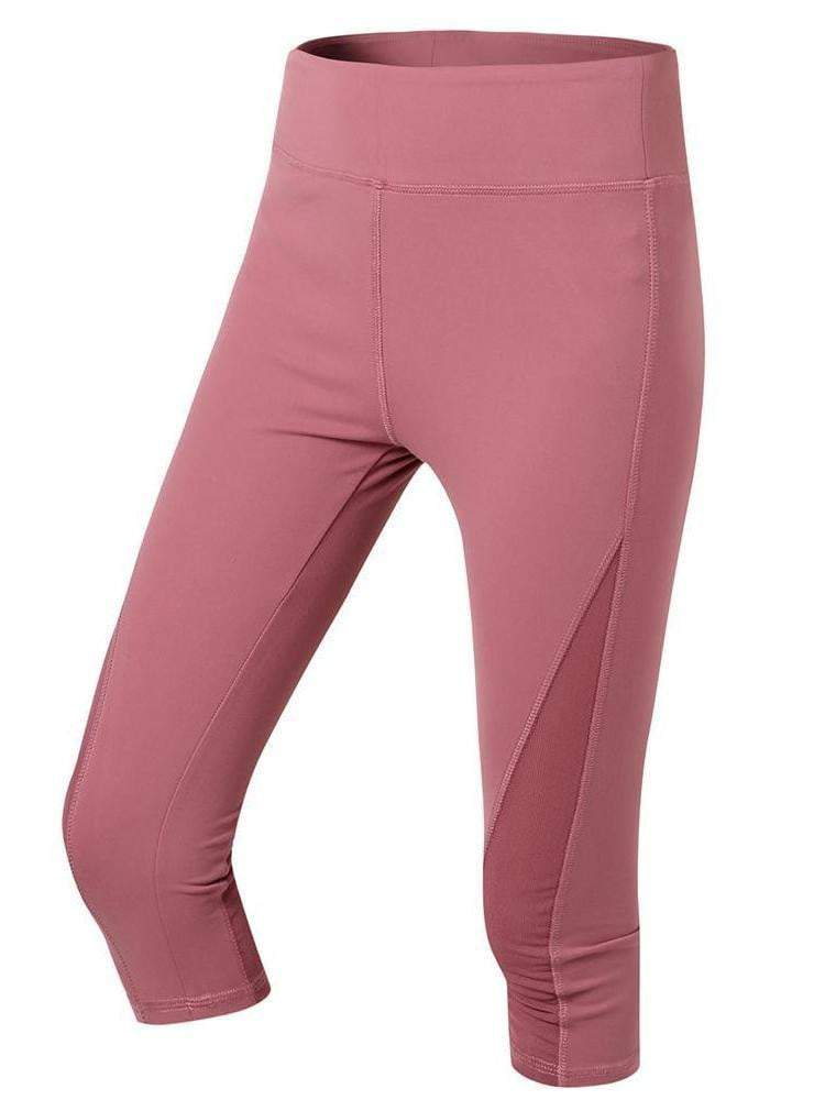 Sloli 3/4 Length Capris Sports Tights XS / Pink