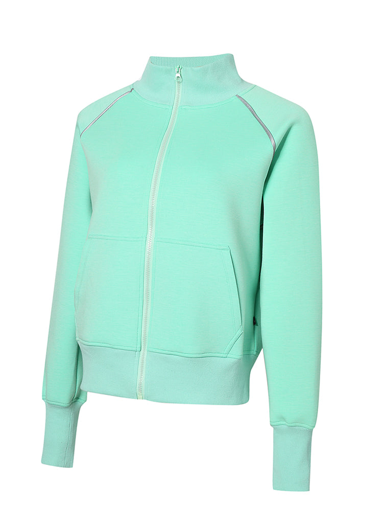 Sloli Women Sports Training Coat XS / Green