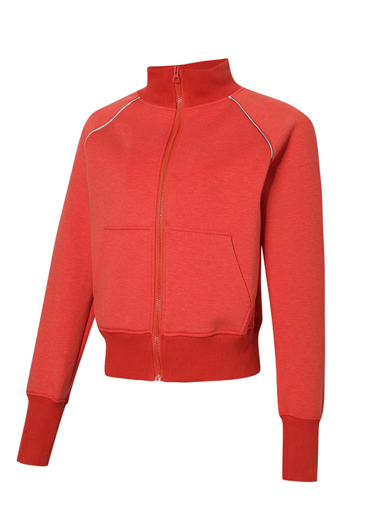Sloli Women Sports Training Coat XS / Red