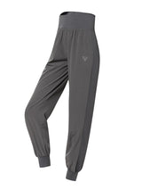 Sloli Breathable Cropped Casual Pants for Summer XS / Gray