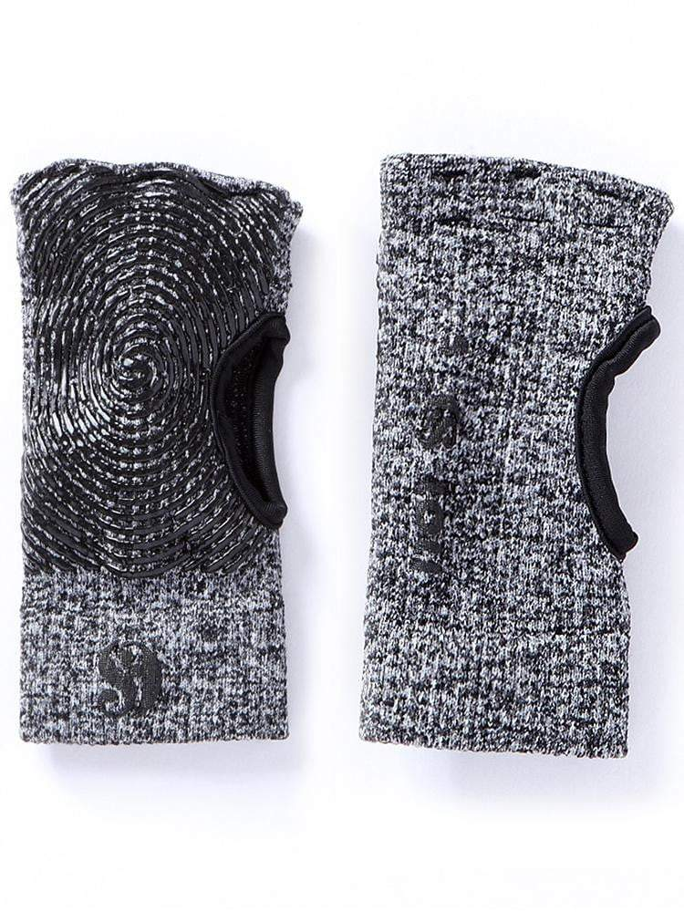 Sloli Muscle Training Gym Knit Gloves S / Black&Gray