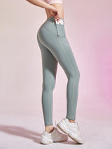 Sloli Hip Up Leggings with Pocket