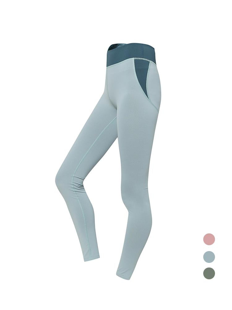 Sloli Color Scheme Hip Up Legging XS / Blue