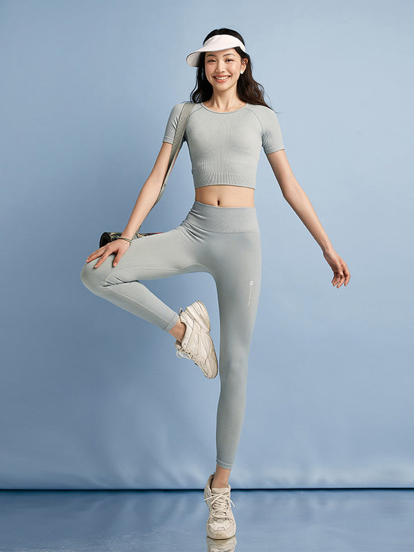 Sloli Quick Dry Breathable Sports Tight