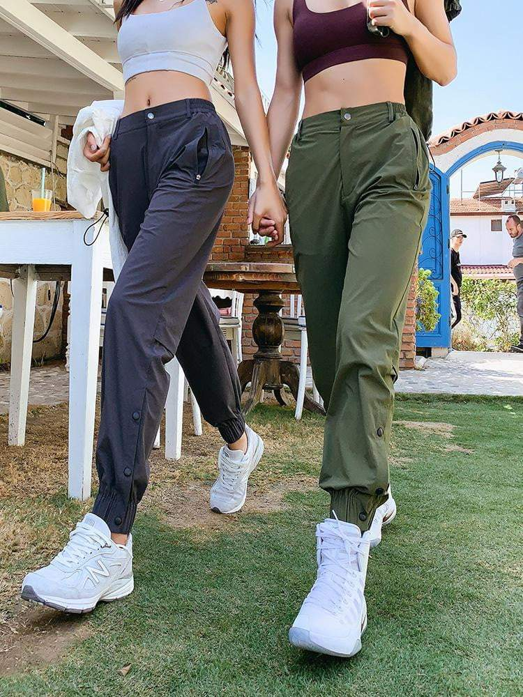 Sloli Tapered Pants Casual Running Sportswear