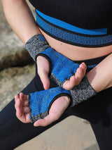 Sloli Muscle Training Gym Knit Gloves