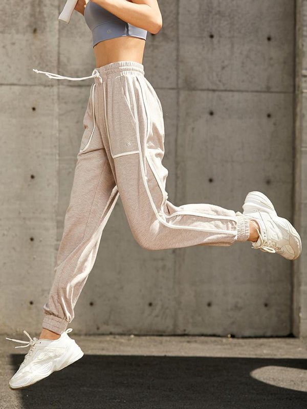 Sloli Casual Style Sports Pants for Autumn/Winter