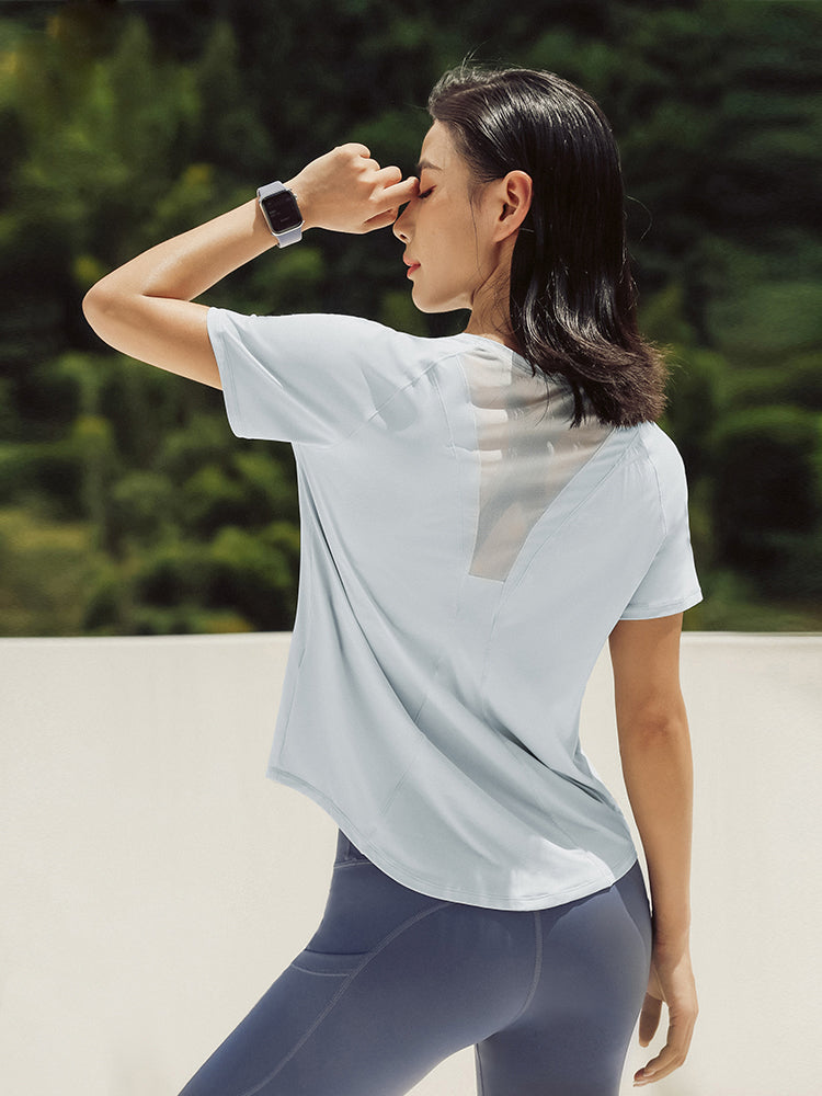 Sloli Breathable Quick Dry Sports Shirt