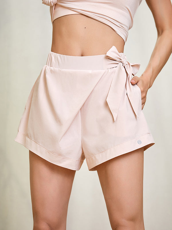 Sloli Ribbonish Sports Shorts