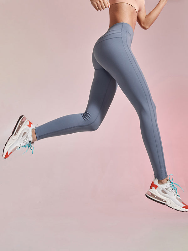 Sloli Sports Leggings High Elasticity Quick Drying