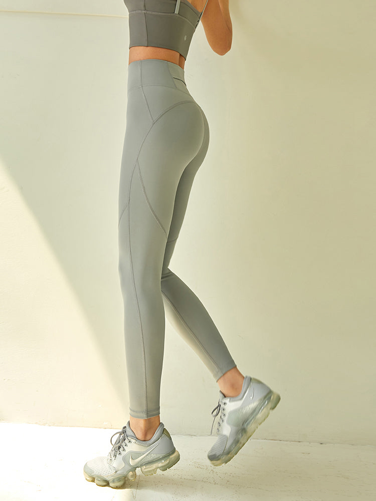 Sloli Yoga leggings slimming hip up