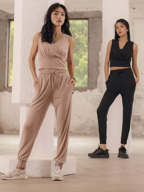 Sloli Casual Pants with Pocket for Spring/Summer