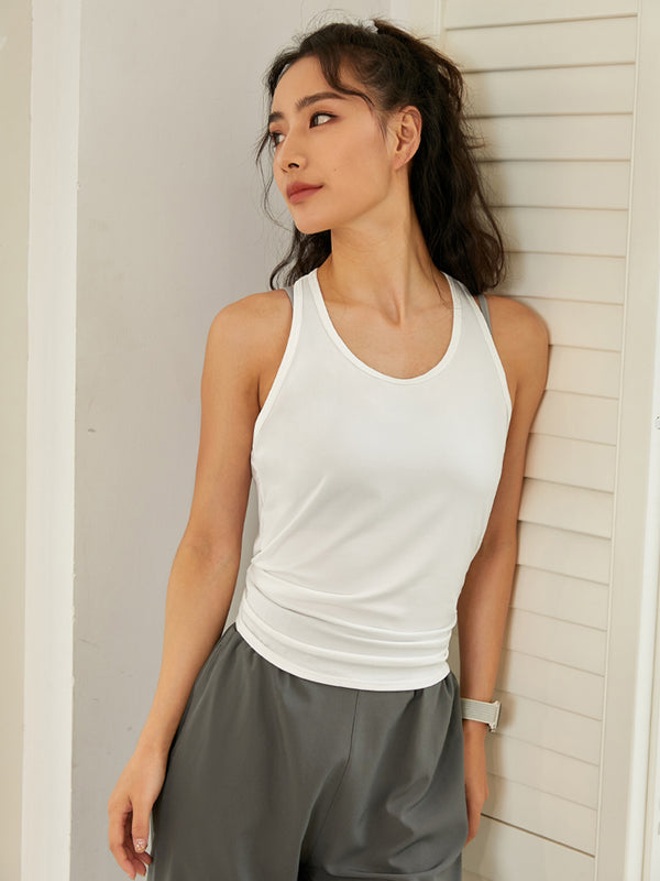 Sloli Tank Top Sleeveless Shirt