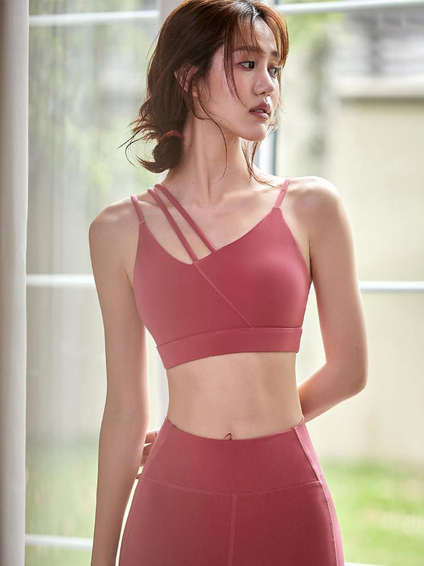 Sloli Casual Straps Sports Bra