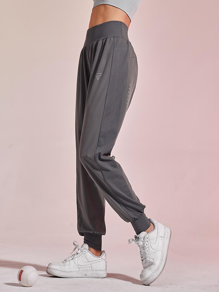 Sloli Breathable Cropped Casual Pants for Summer