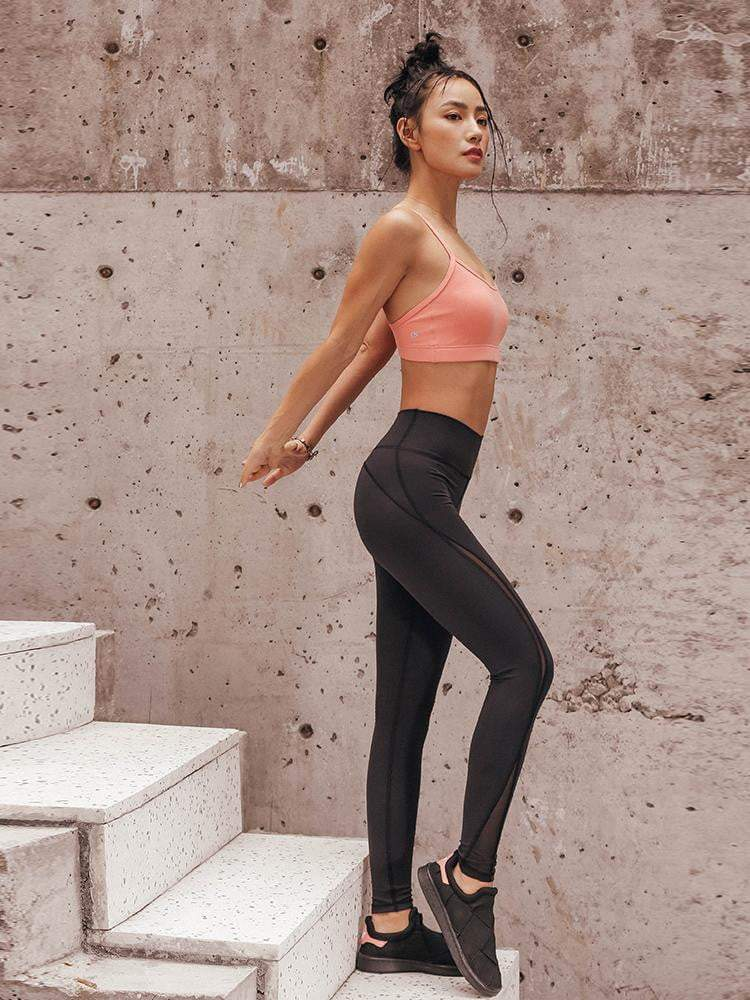 Sloli Capris Breathable Sports Tight