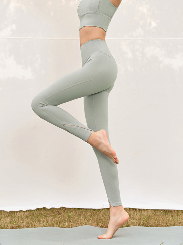 Sloli Fashion Hip Up Yoga Leggings