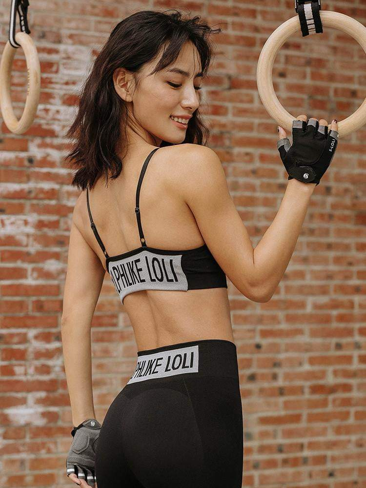 Sloli Color Scheme Stylish Sports Bra