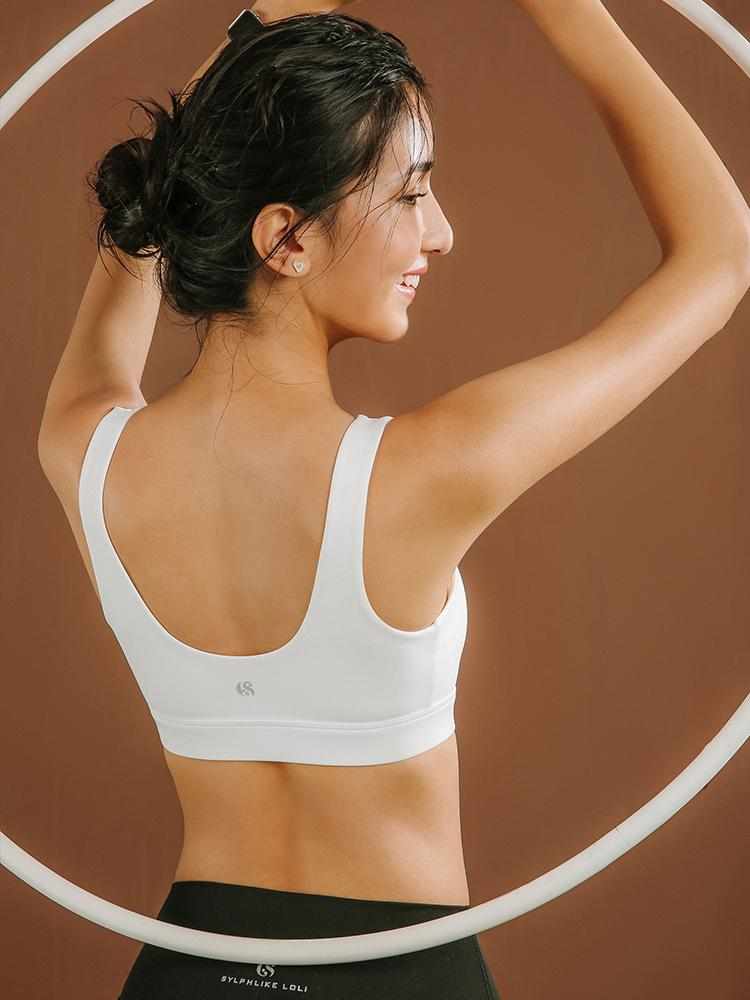 Sloli U-Neck Sports Bra Basic Design