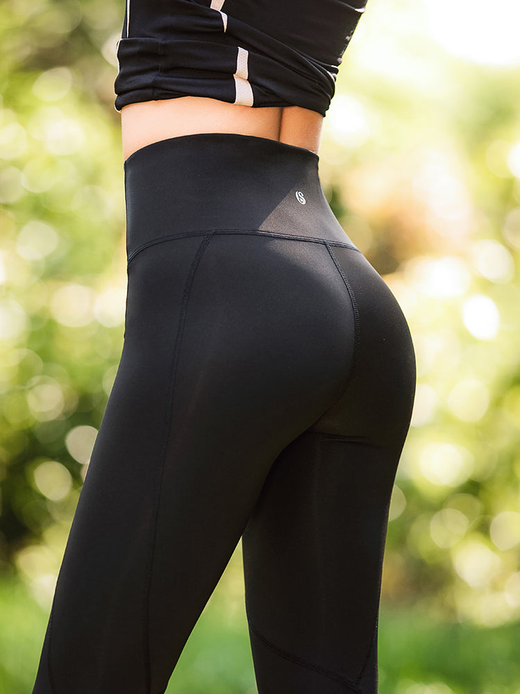 Sloli Hip Up Sports Training Tights