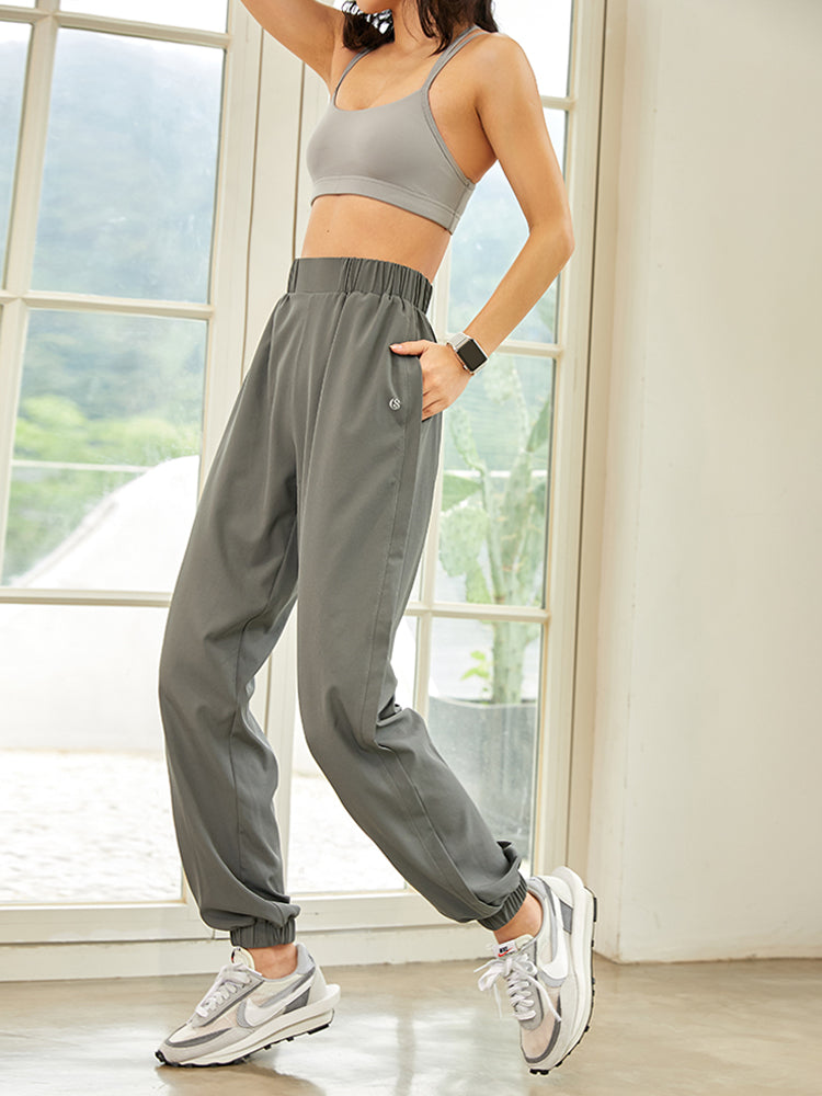 Sloli Loose Design Casual Pant