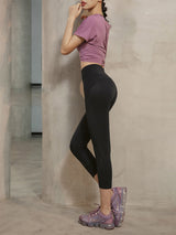 Sloli Quick Dry Cropped Leggings
