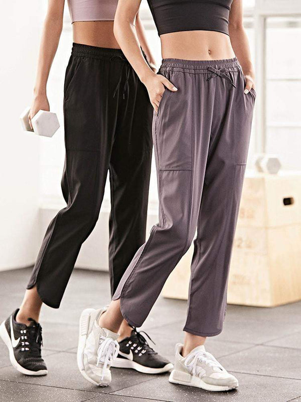 Sloli Capris Running Pants/Golf Pants
