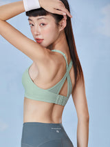 Sloli Basic Back Crossing Sports Bra