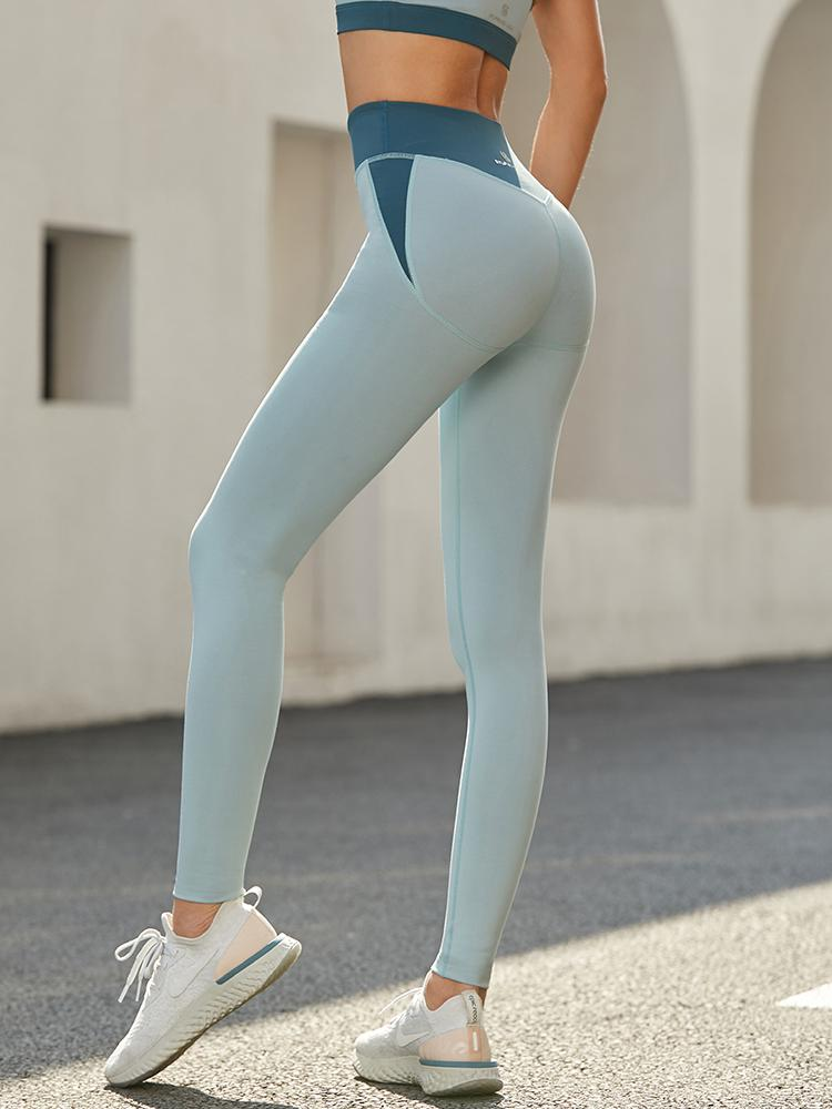 Sloli Color Scheme Hip Up Legging