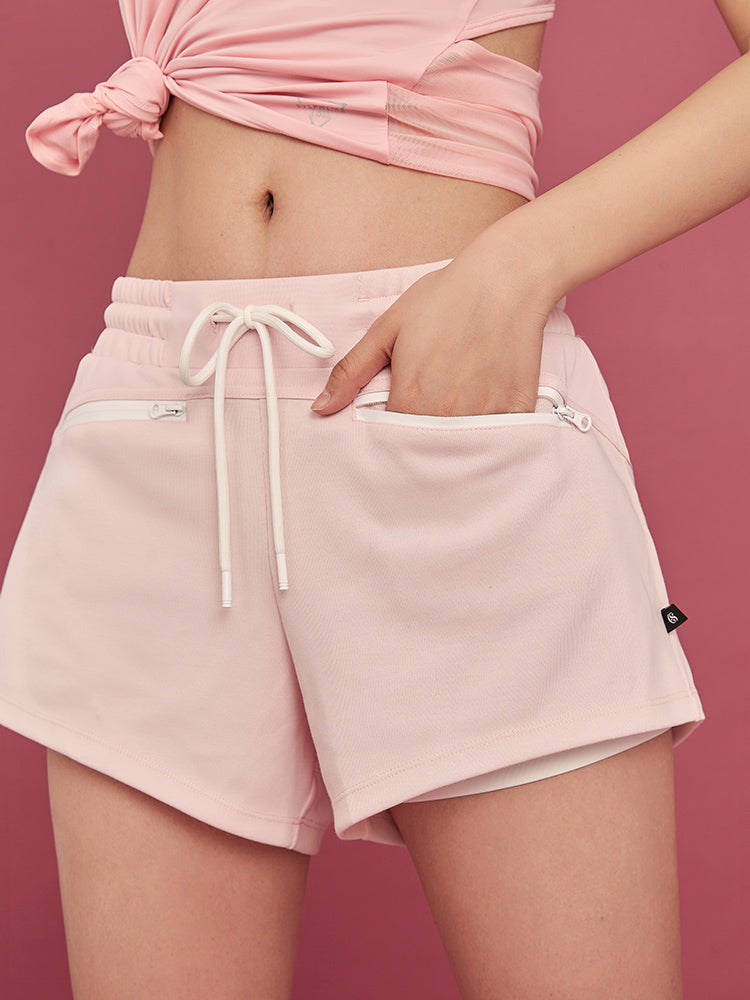 Sloli Sports Shorts with Inner Layer