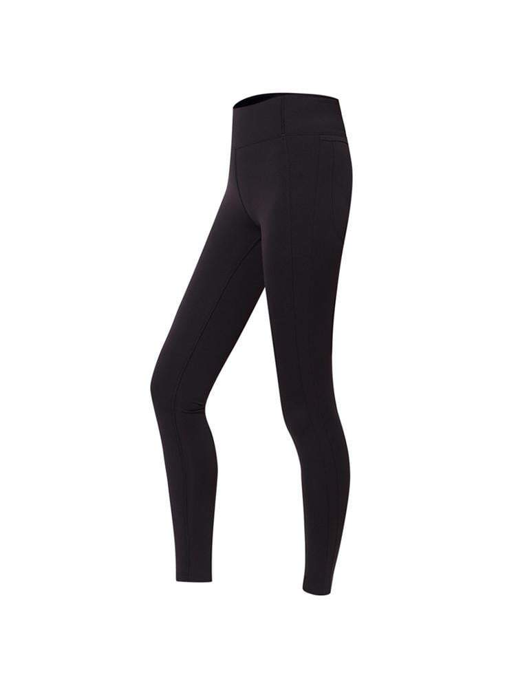 Sloli Summer Sports leggings Hip-up&Quick-Drying XS / Black