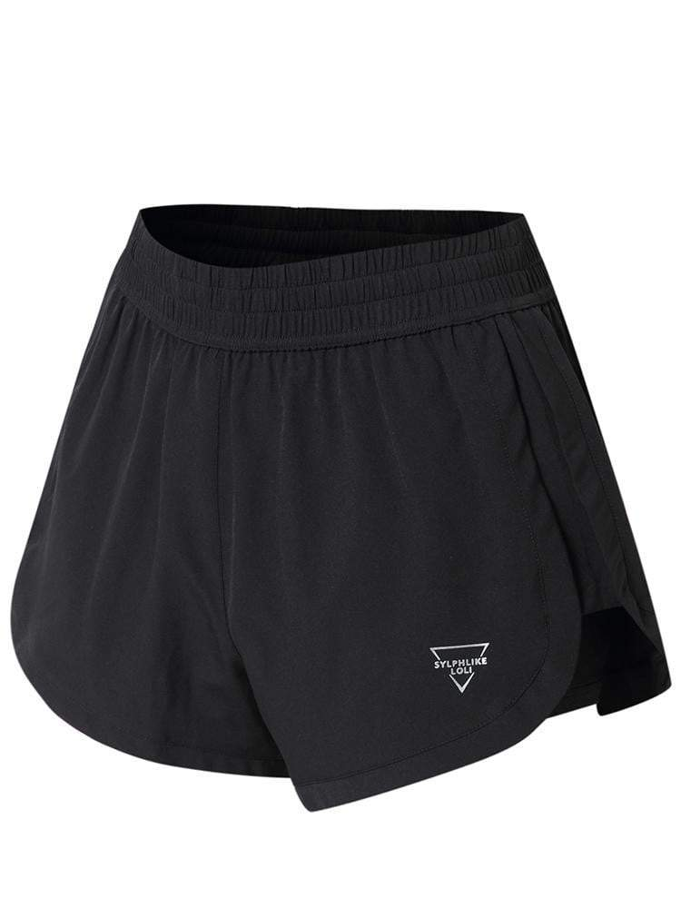 Sloli A-Line Sports Shorts XS / Black
