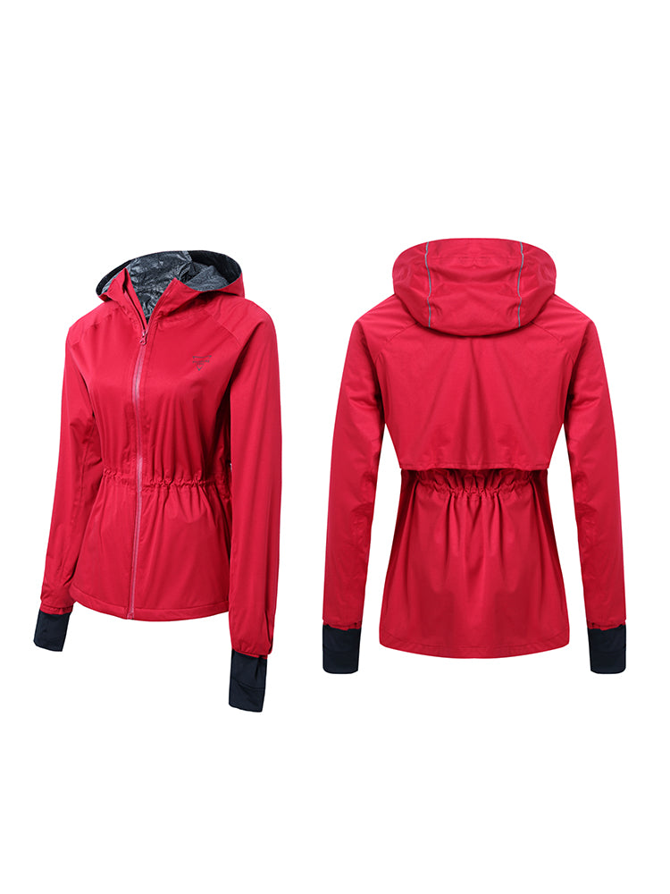 Sloli Wind&Rain Proof Long Jacket