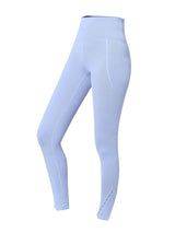 Sloli Fashion Hip Up Yoga Leggings XS / blue
