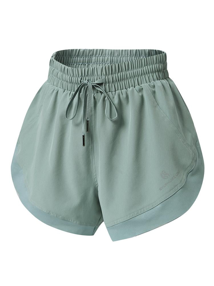Sloli Quick Dry Sports Shorts XS / Green