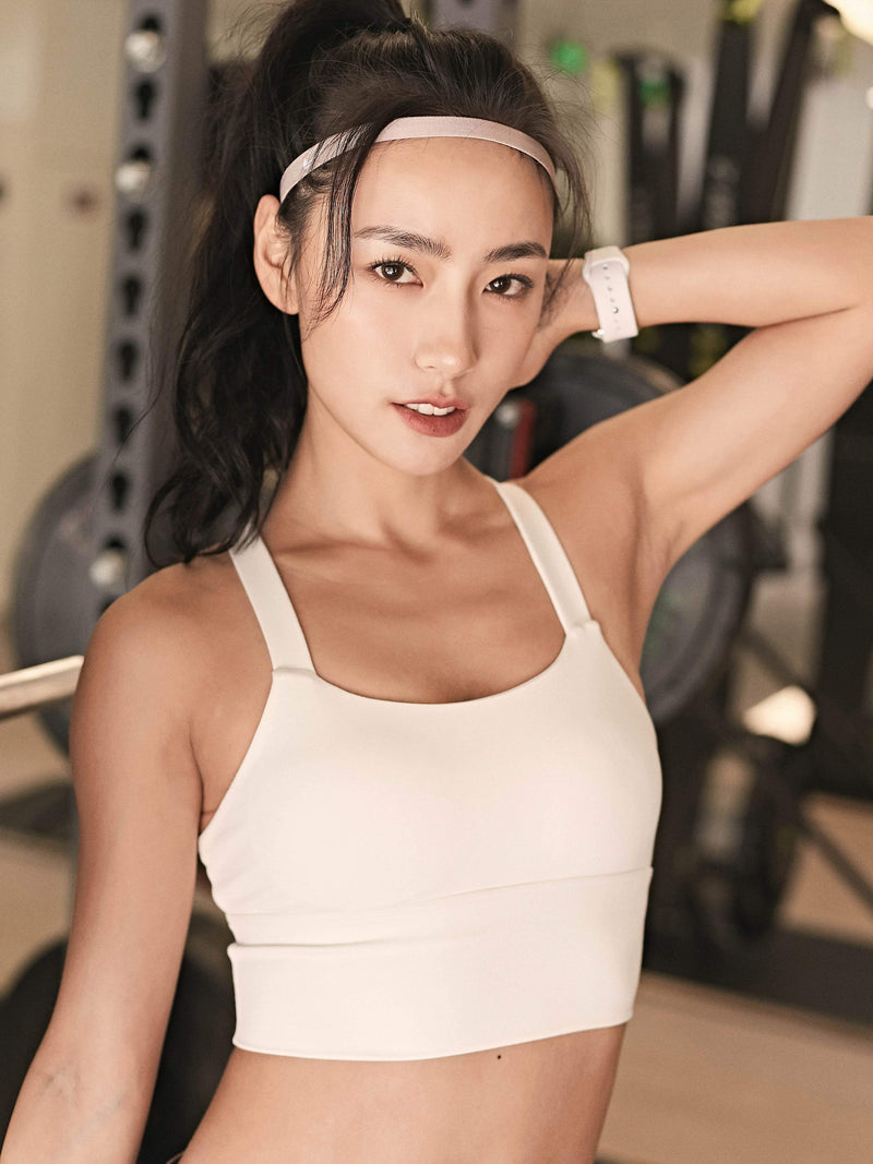Sloli Beautiful Back Sports Bra for Low Intensity Training