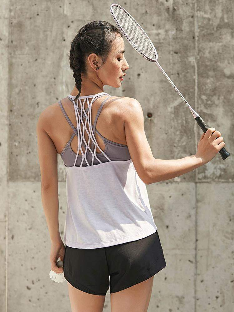 Sloli Crossback Sports Tank top
