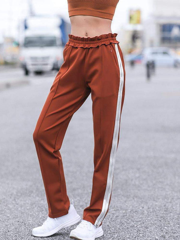 Sloli Long Length Fitness Sports Pants