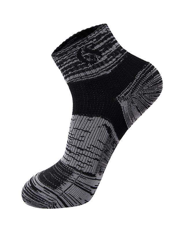 Sloli Sloli Soft Socks for Trainning In Spring/Autumn Black