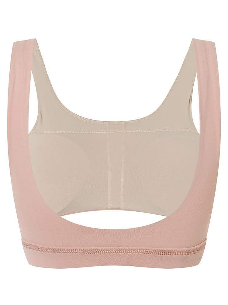 Sloli U-neck Sports Bra XS / Pink