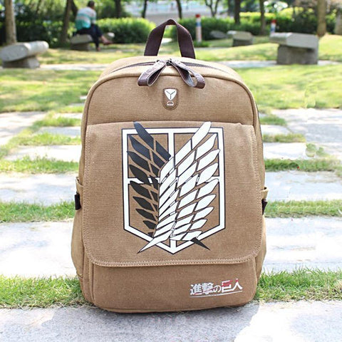Attack on Titan Backpack - OmgSugoi