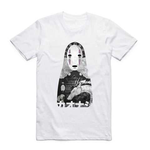 Spirited Away No Face T-Shirt - OmgSugoi