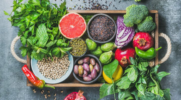 Three great food groups for gut health