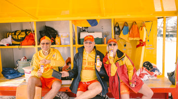 Official Supporter of Surf Life Saving Australia
